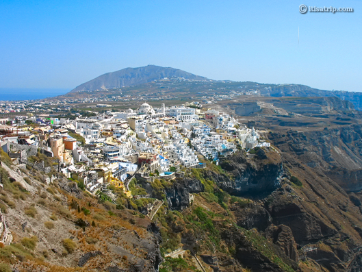 Fira City, Santorini