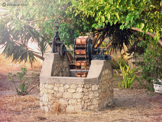 Water Well, Skaleta Surroundings, Creta, Greece